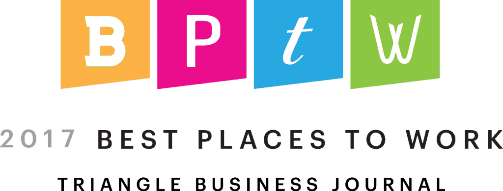 Triangle Business Journal's Best places to work