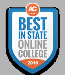Best In State Online College 2016