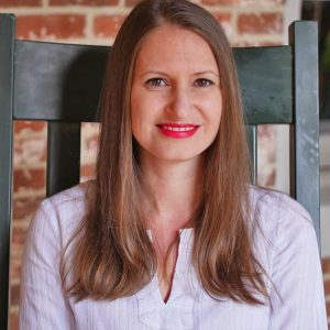 Amanda Bock, WPU professor.