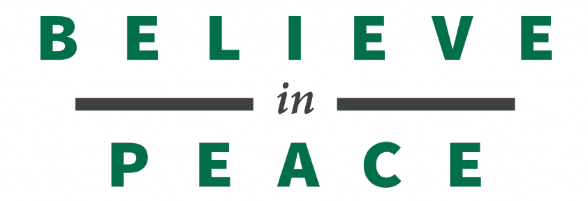 The Believe in Peace Plan is Dr. Brian Ralph's Strategic Plan for WPU