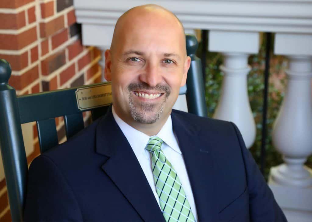 Dr. Brian Ralph, President of WPU.