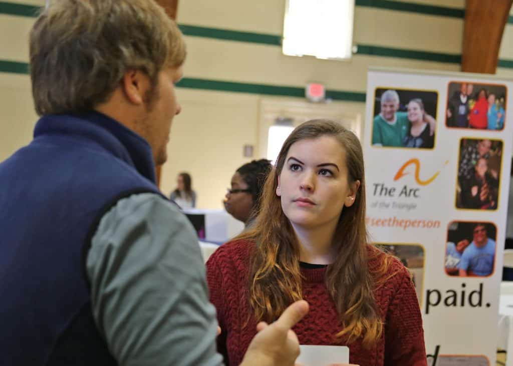 WPU offers many career fairs throughout the academic year