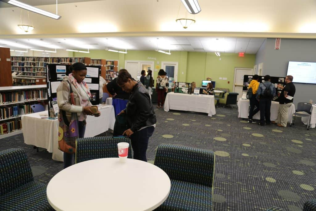 The Center for Student Success offers tutoring services