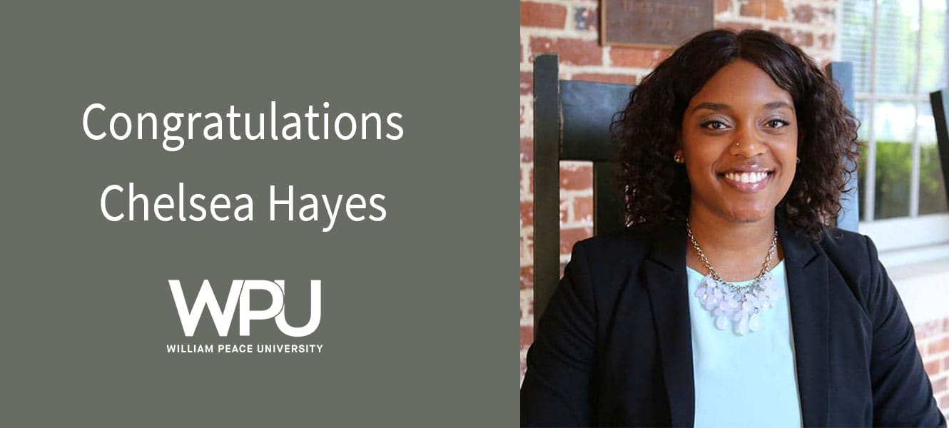 Chelsea Hayes - Meet Our Faculty