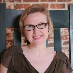 Corinne Andersen, WPU professor.
