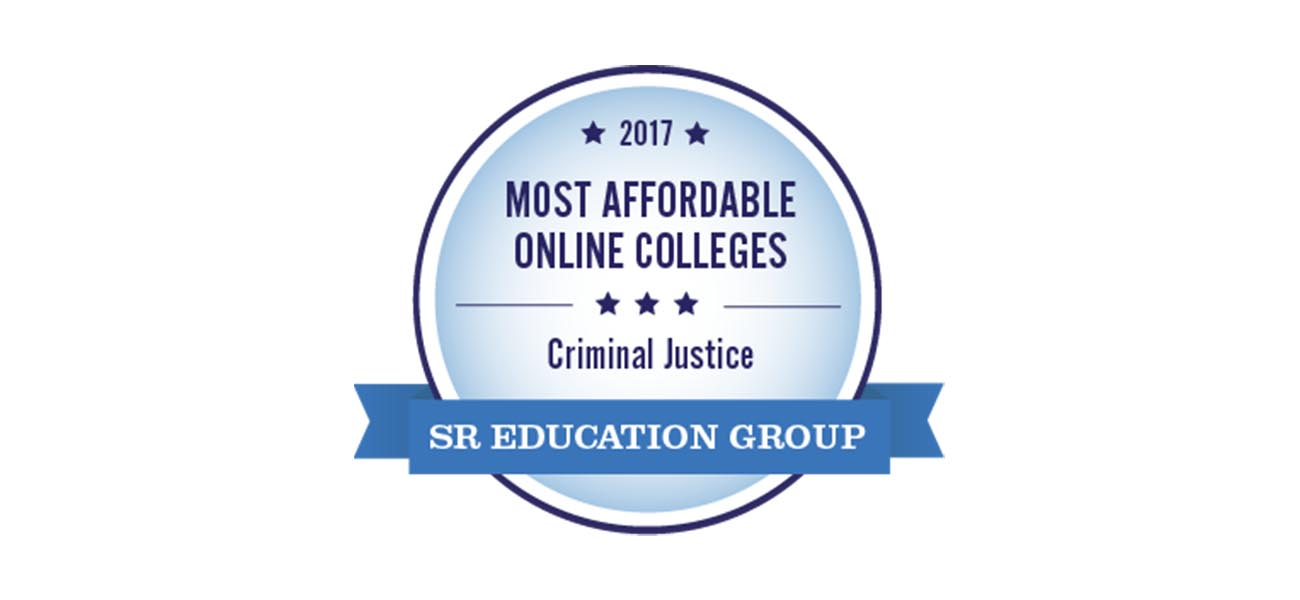 WPU is one of the most affordable online colleges for Criminal Justice.
