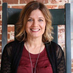 WPU staff member, Nicole Davis.