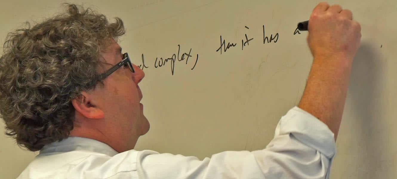 Dr. Scott McElrath, WPU