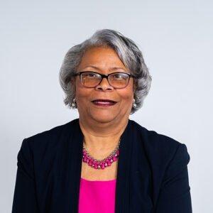 WPU staff member, Vera Goode.