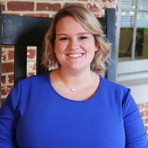 Jessica Hamrick, WPU Staff member.