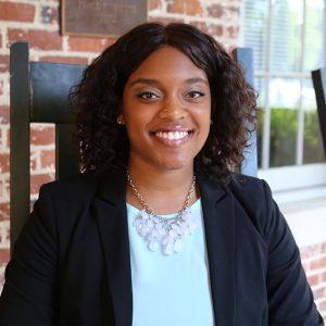 Chelsea Hayes, WPU Staff member.