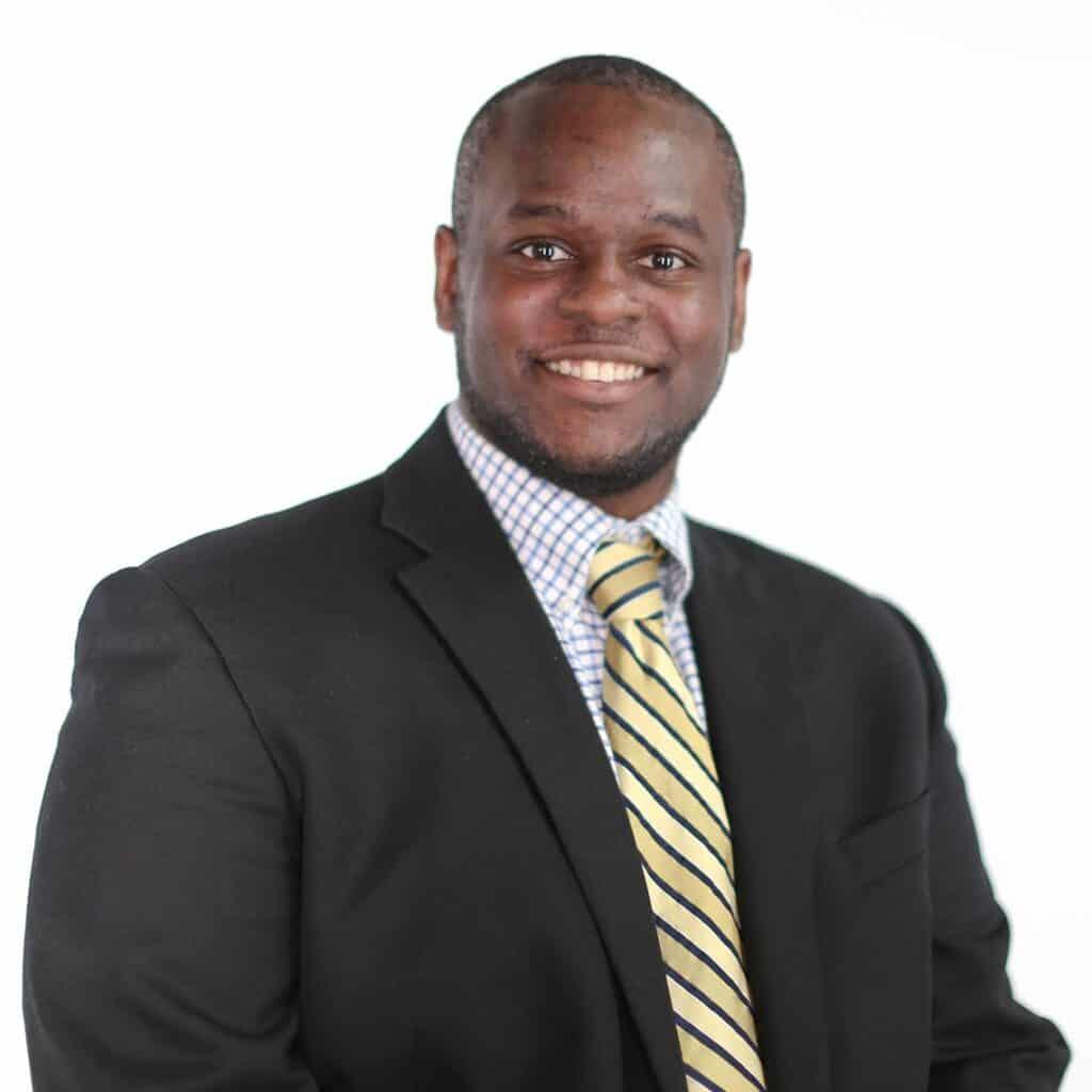 WPU staff member, Anthony Holloman