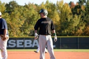 Hunter Allen Baseball 300x200 - #PrepareAtPeace: WPU Baseball Player Goes in the Field with SBI Internship
