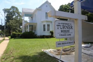 Historic Turner House in Oberlin Village