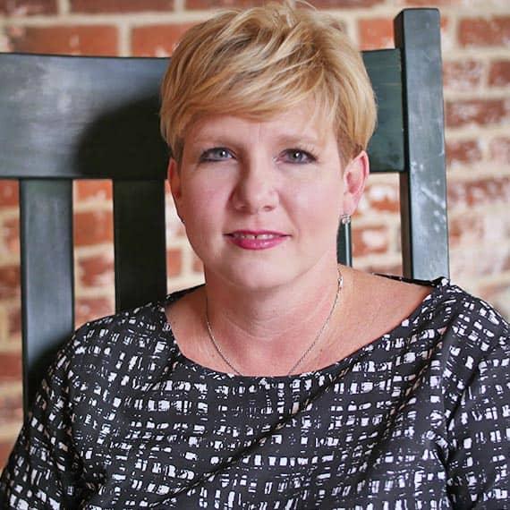 Jennifer Russell, WPU professor.
