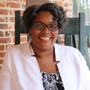 Janelle Jennings-Alexander, WPU Professor