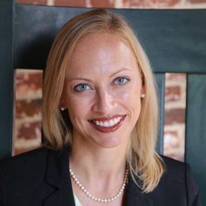 WPU Vice President of Advancement, Jodi Stamey.