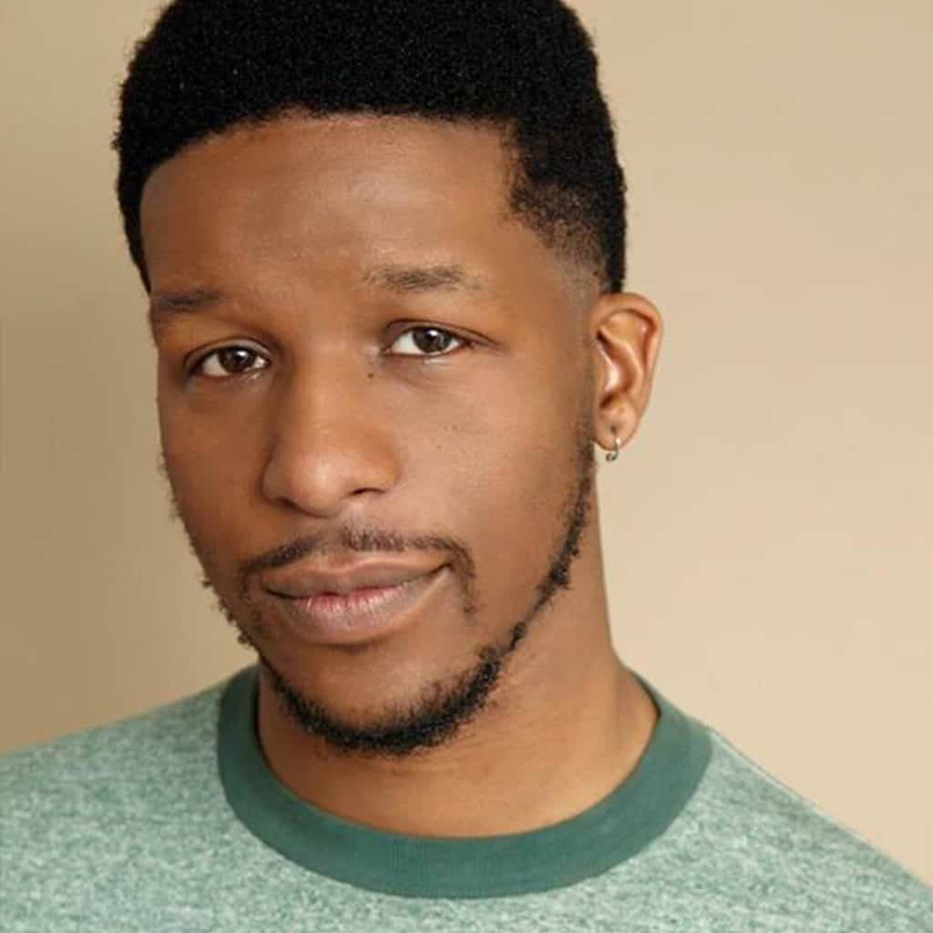 Former Student Josh Walker made the national tour of RENT