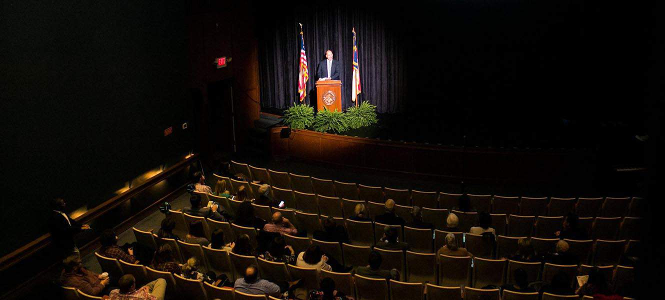WPU hosts several speakers and forums
