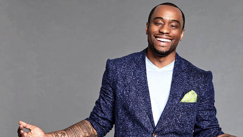 Lamont Hill, Keynote Speaker for WPU's Hip Hop Ed Symposium
