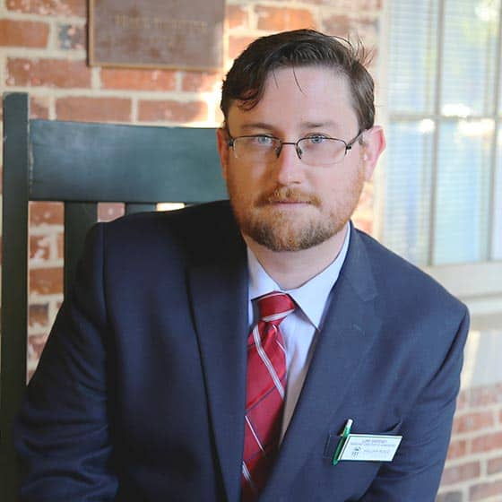 Luke Sweeney, Assistant Director of Admissions