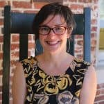Kate Maddalena, Ph.D., Assistant Professor of Writing