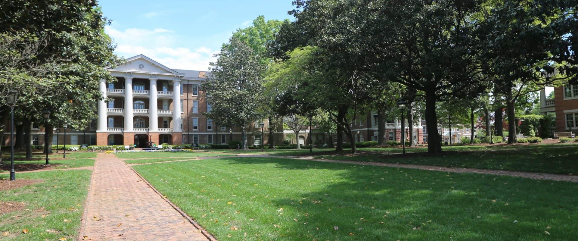 Historic Main Building at WPU