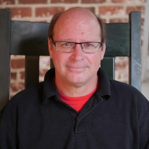 Mark Cushman, WPU Professor.