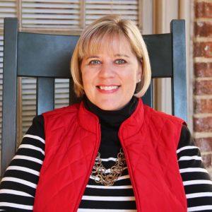WPU staff member, Lori McClaren.
