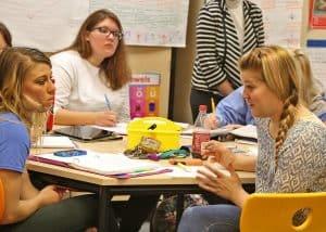 Study Middle School English at WPU