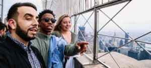 WPU students visit New York City