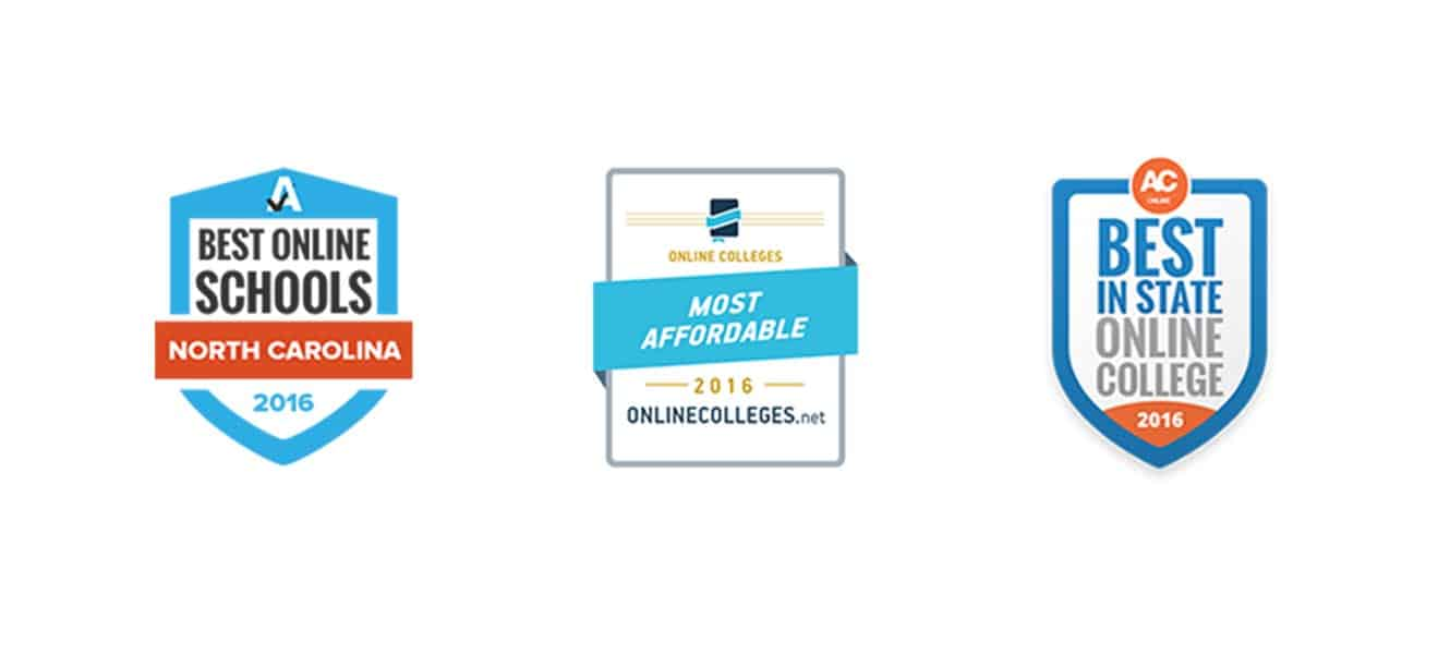 William Peace University continues to be recognized for its flexible and affordable online learning by various education research organizations.
