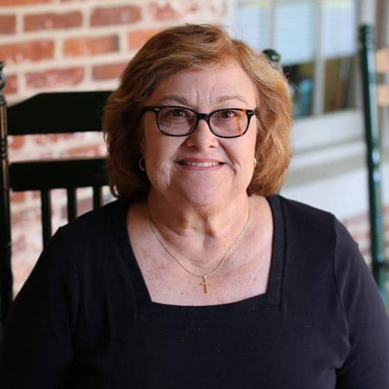 Headshot of WPU faculty member, Ruth Reece
