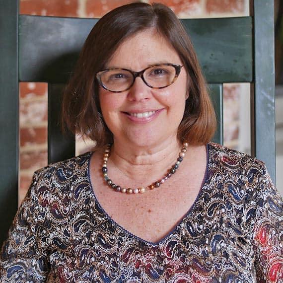 Robin Vincent, WPU professor.