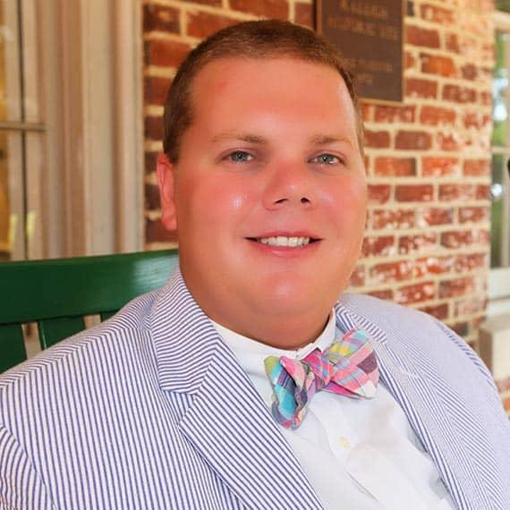 Ryan Webb, WPU staff member.