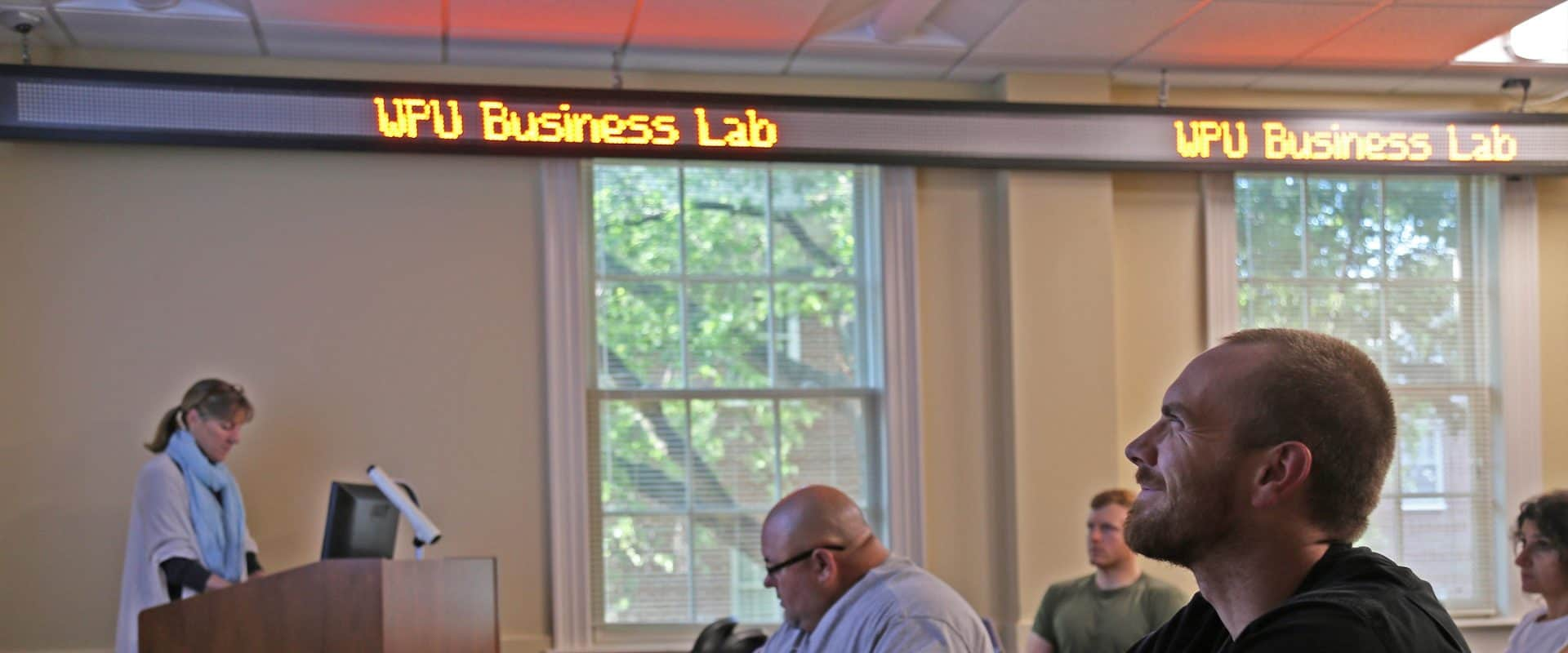 Study Business at WPU