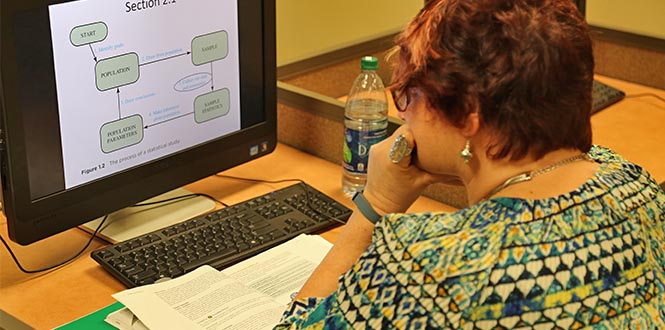 WPU offers online classes and degrees - perfect for the adult professional