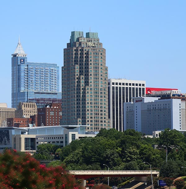 Raleigh, NC is regarded as one of the best places to live in the US