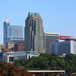 WPU is entrenched in the heart of downtown Raleigh
