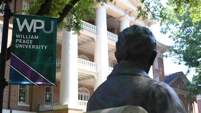 William Peace University was founded in 1857