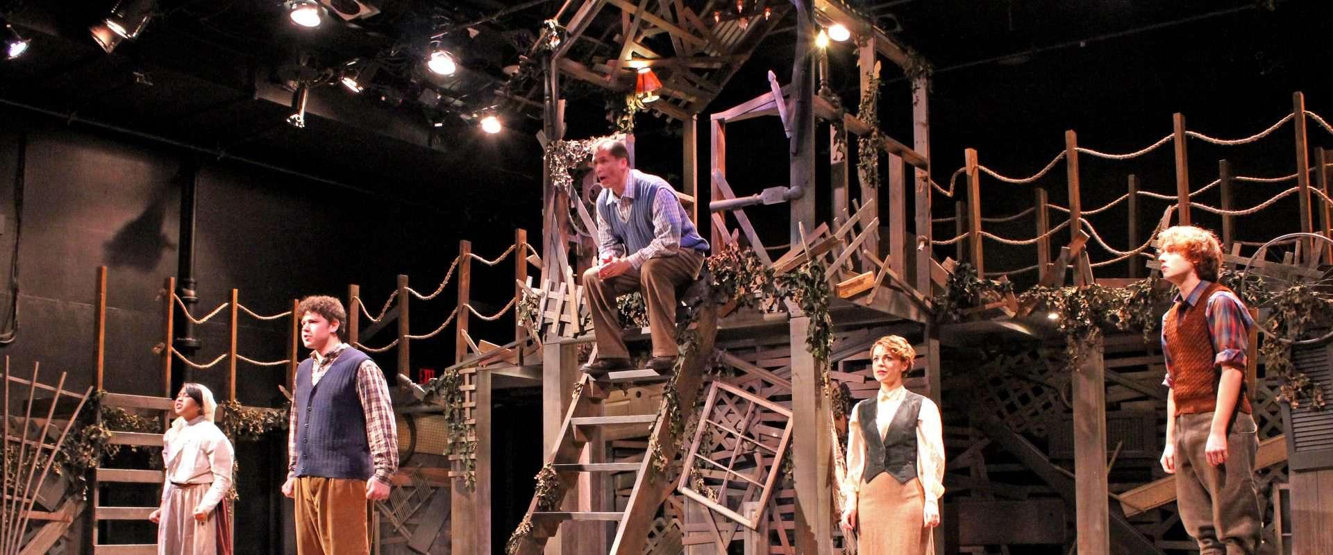 Study Theatre Education at WPU