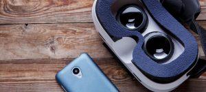 Image of WPU Virtual reality.