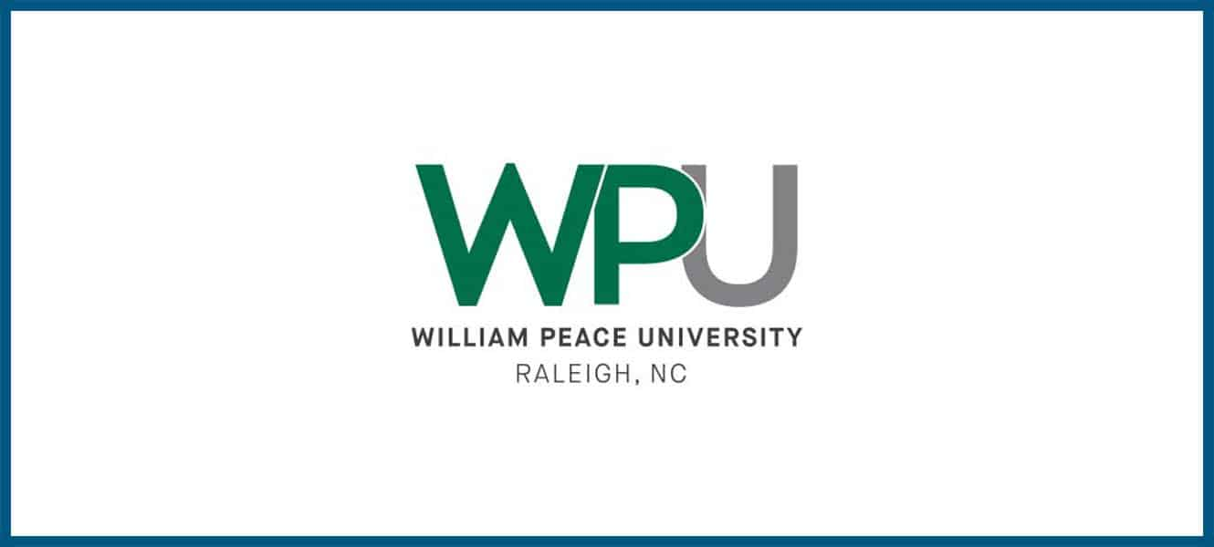 William Peace University - Raleigh, NC