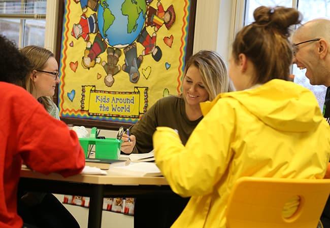 WPU Education Students