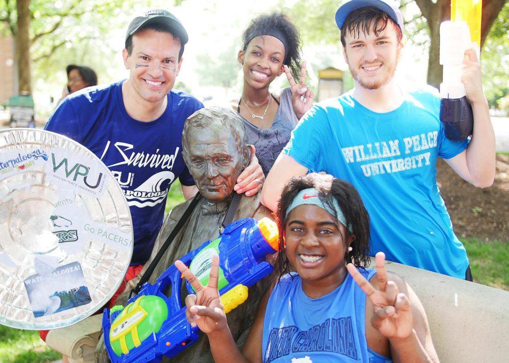 Waterpalooza Students