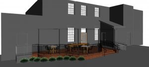 Belk Dining Hall will now feature outdoor patio seating