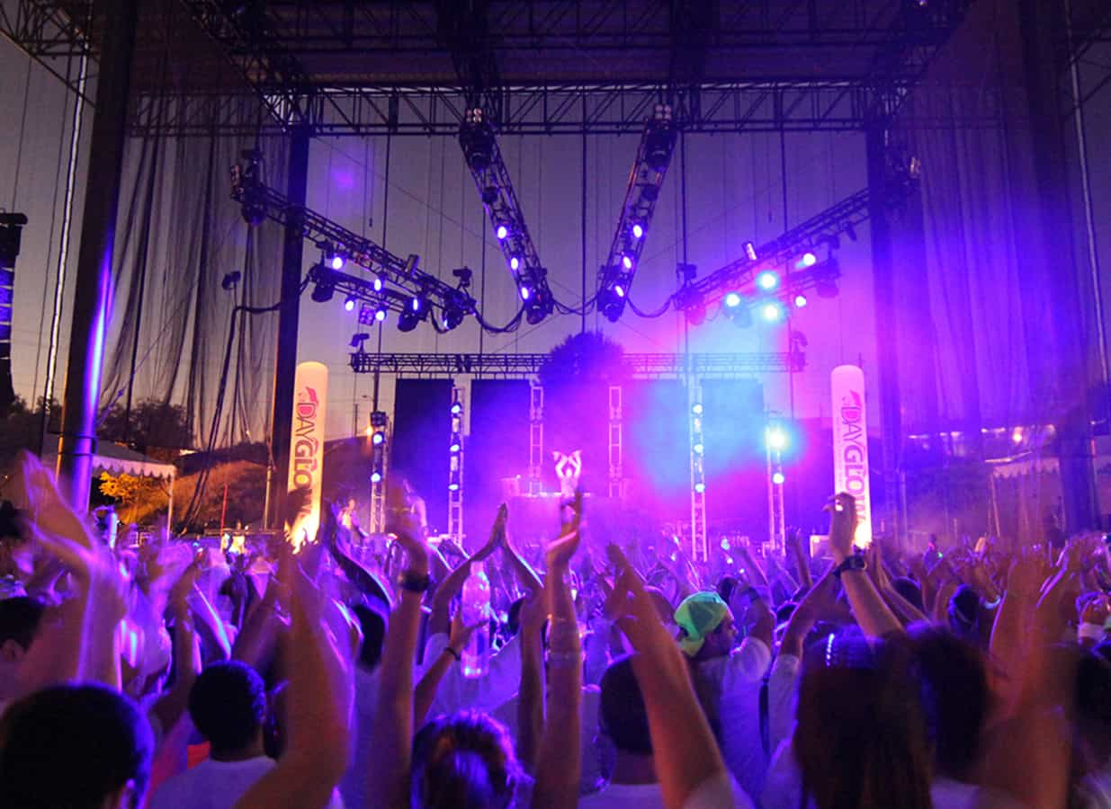 Concert at WPU