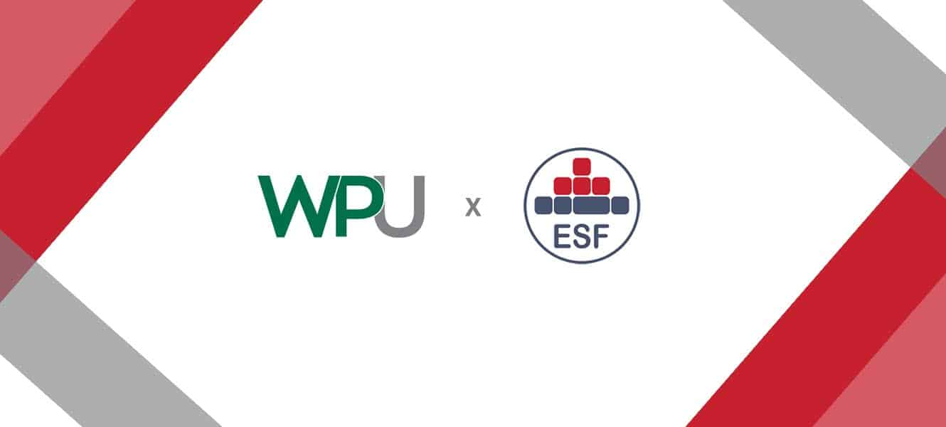 ESF and WPU have teamed up for a grant