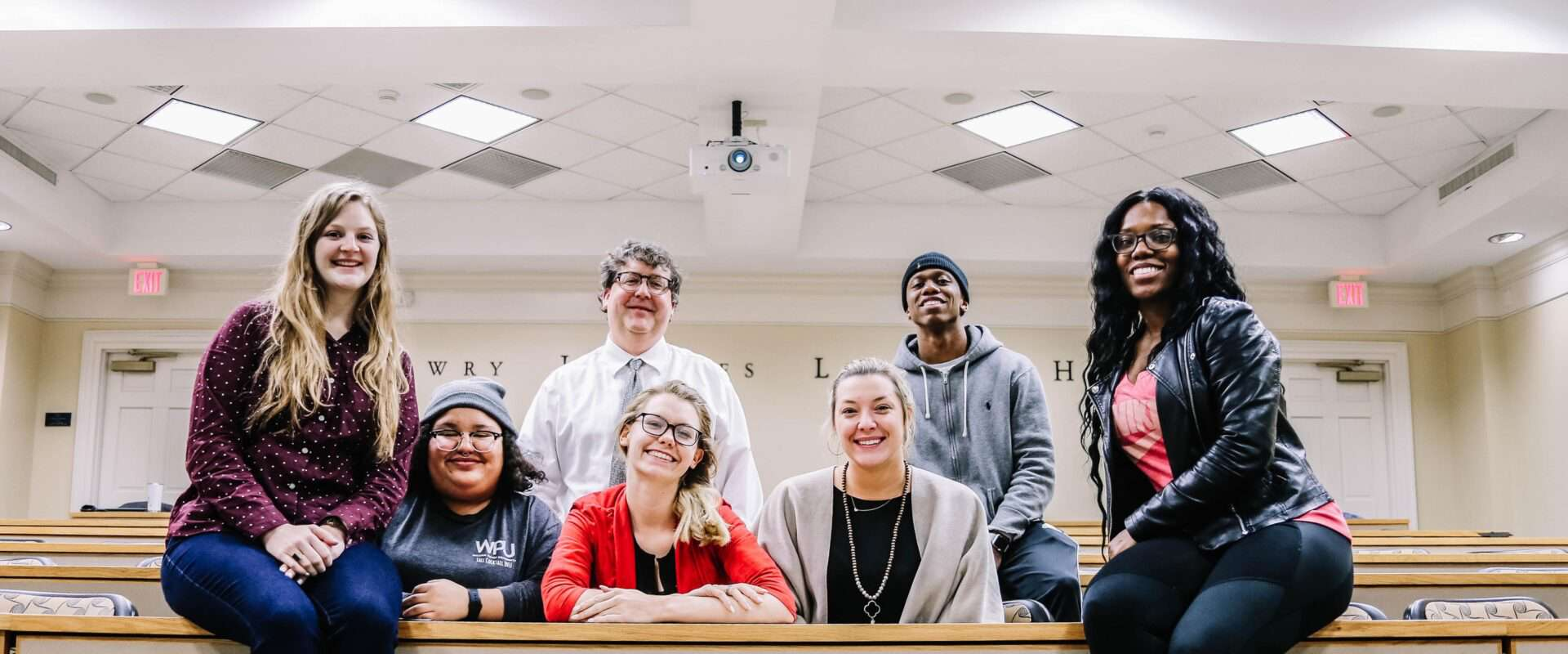 WPU students compete in the NCICU Ethics Bowl