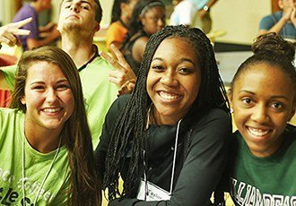 WPU Ladies Committed to Health and Wellness